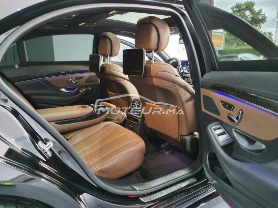 MERCEDES Classe s 350d pack amg occasion 971739