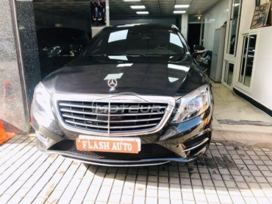 MERCEDES Classe s 350 individuel occasion 699172