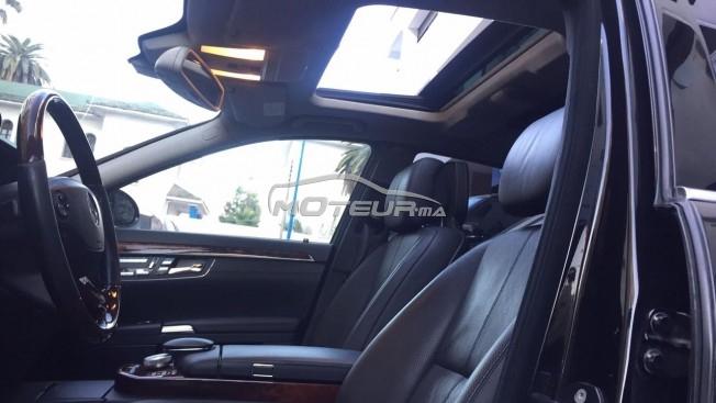 مرسيدس بنز كلاسي إس 500 limousine مستعملة 423113