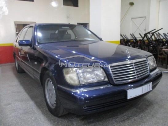 سيارة في المغرب مرسيدس بنز كلاسي إس Fantome - 183992