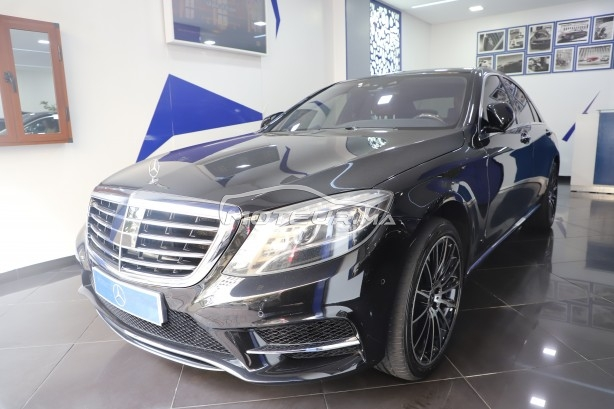 MERCEDES Classe s Amg occasion 1204753