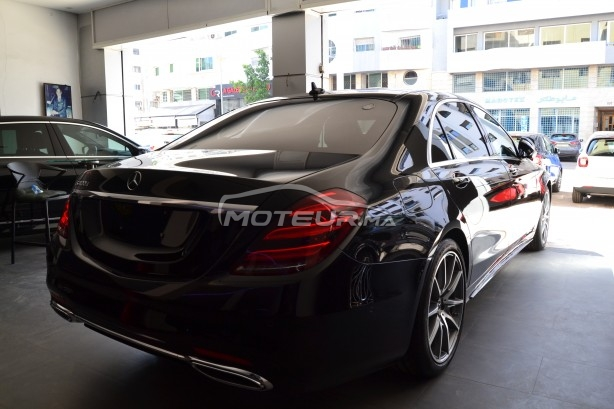 MERCEDES Classe s 400 d pack amg occasion 609029