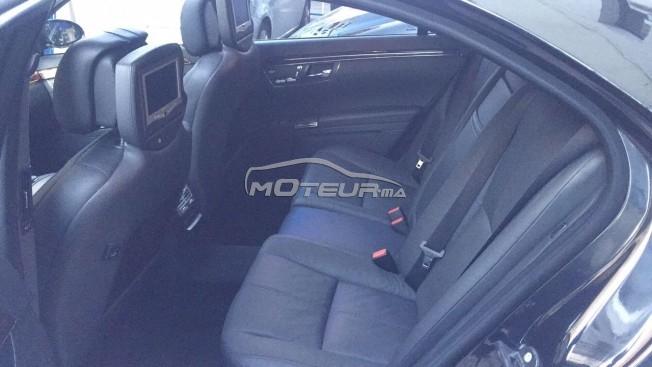 مرسيدس بنز كلاسي إس 500 limousine مستعملة 423114