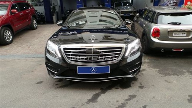 MERCEDES Classe s 350d limouzine pack amg occasion 747132