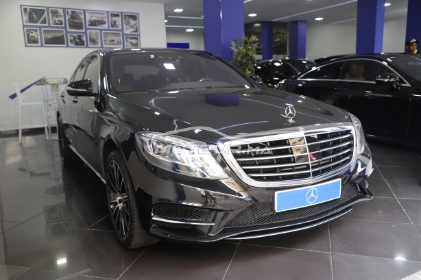 MERCEDES Classe s Amg occasion 1204752