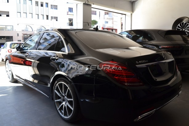 MERCEDES Classe s 400 d pack amg occasion 609030