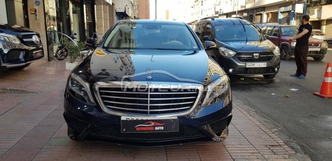 سيارة في المغرب MERCEDES Classe s 350d - 263569