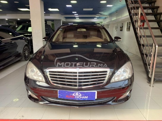 MERCEDES Classe s 350 pack amg occasion