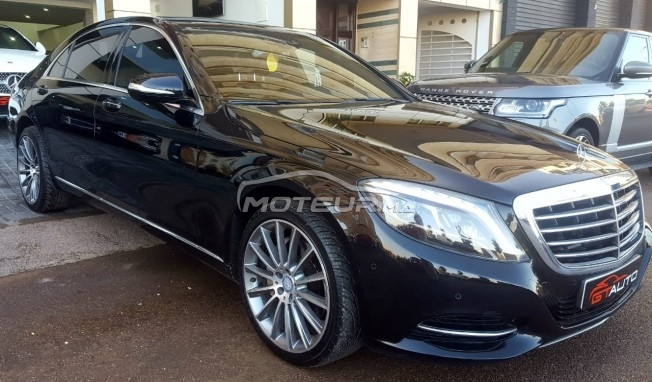 MERCEDES Classe s occasion 675203