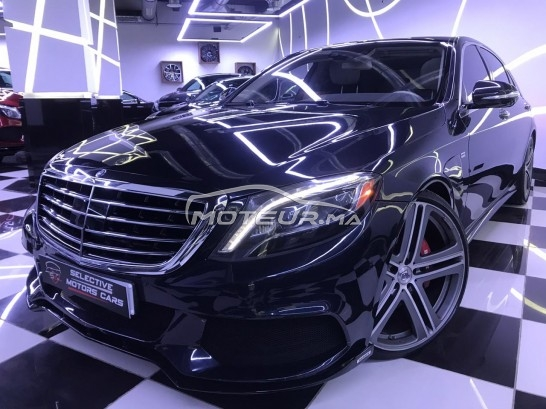 MERCEDES Classe s occasion