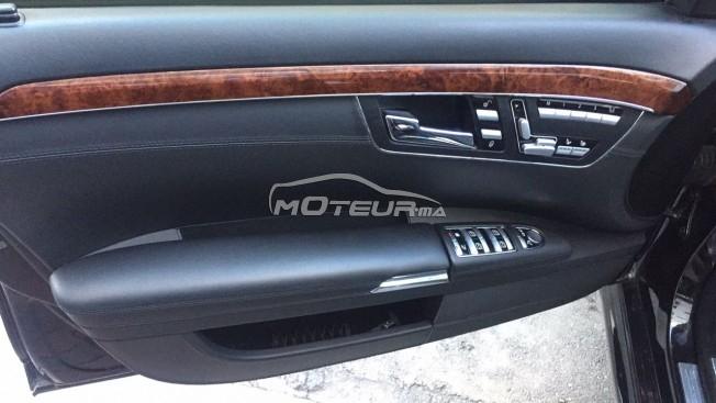 مرسيدس بنز كلاسي إس 500 limousine مستعملة 423115