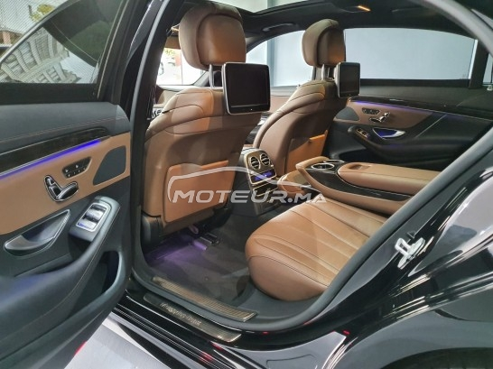 MERCEDES Classe s 350d pack amg occasion 971738