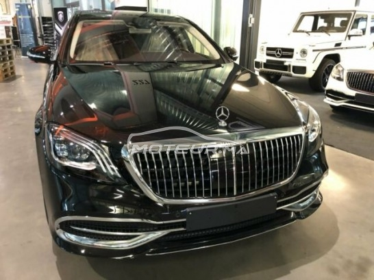 MERCEDES Classe s 650 maybach occasion