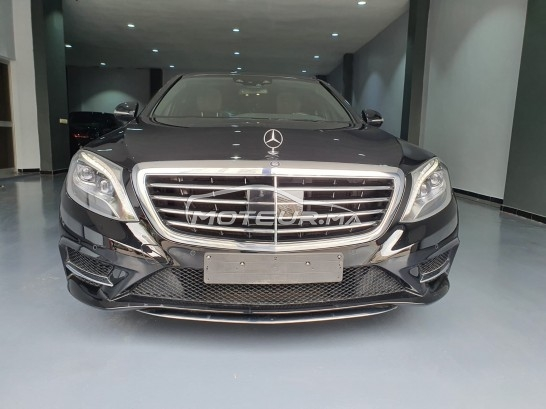 MERCEDES Classe s 350d pack amg occasion 971741