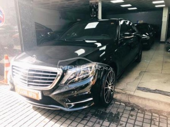 MERCEDES Classe s 350 individuel occasion 699173