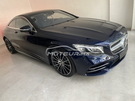 MERCEDES Classe s 560 coupé full options مستعملة
