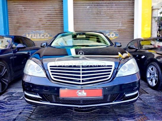 سيارة في المغرب MERCEDES Classe s 500 - 313983