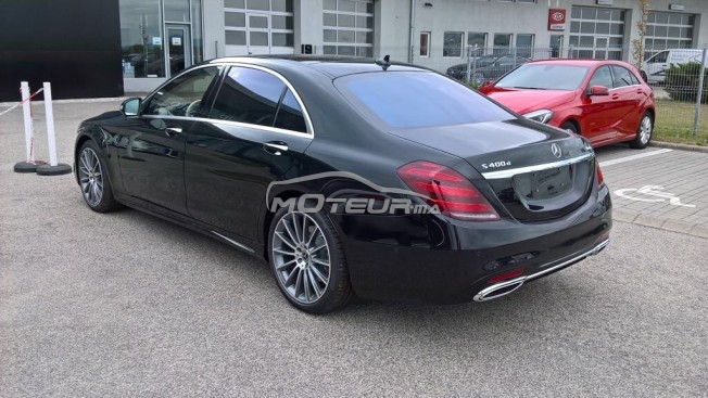 MERCEDES Classe s 400 occasion
