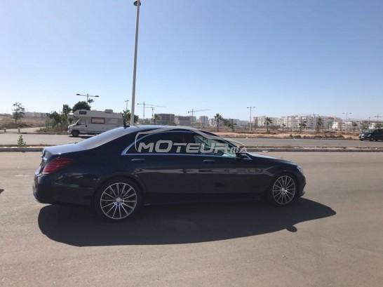 Voiture au Maroc MERCEDES Classe s 350d amg line -bluetec (limousine) - 203007