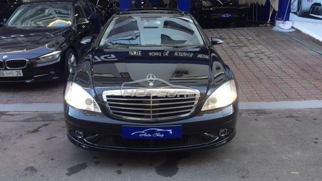 مرسيدس بنز كلاسي إس 500 limousine مستعملة 423110