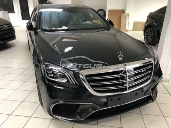 MERCEDES Classe s 65 amg amg occasion 454818