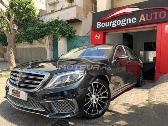 MERCEDES Classe s 500 pack 63 amg occasion