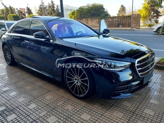 MERCEDES Classe s 400 d pack amg occasion 1200470
