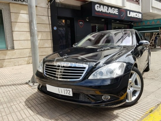 MERCEDES Classe s 500 pack amg occasion 583543
