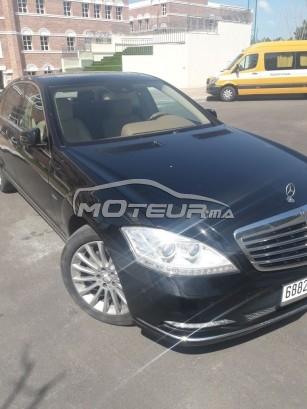 سيارة في المغرب مرسيدس بنز كلاسي إس 350 cdi - 207250