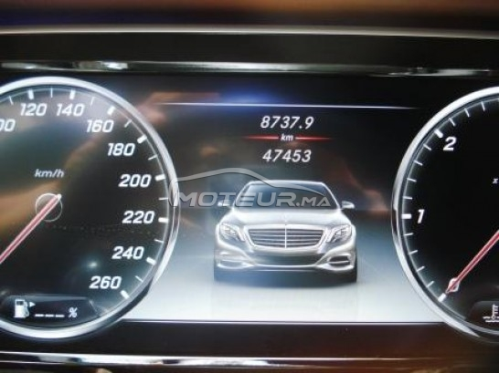 MERCEDES Classe s occasion 588298