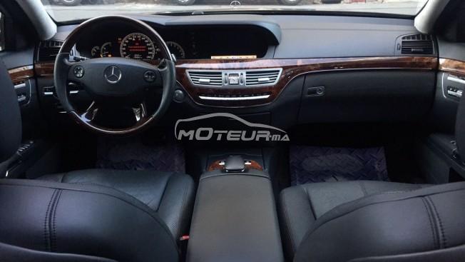 مرسيدس بنز كلاسي إس 500 limousine مستعملة 423104