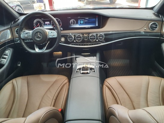 MERCEDES Classe s 400d pack amg occasion 989579