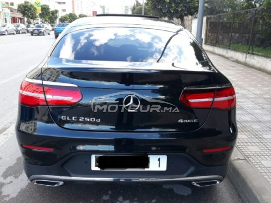 MERCEDES Clc 250d 4matic مستعملة