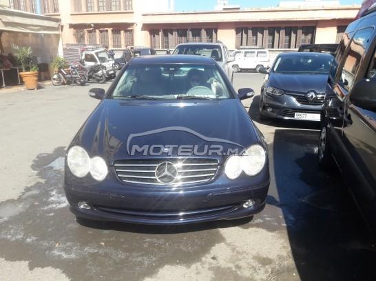 سيارة في المغرب MERCEDES Clk 2.4l - 267966