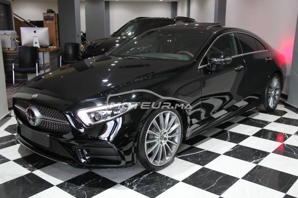 MERCEDES Cls 300d coupé occasion 978135