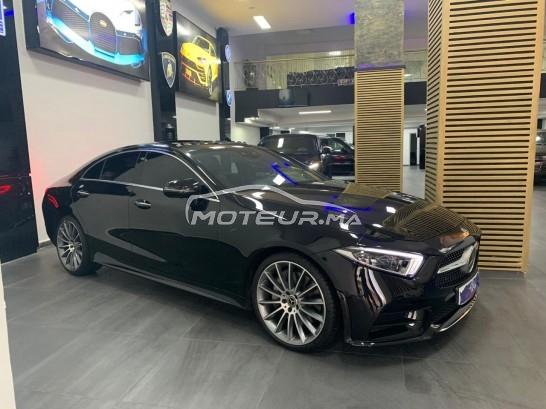 Acheter voiture occasion MERCEDES Cls 350 d au Maroc - 272147
