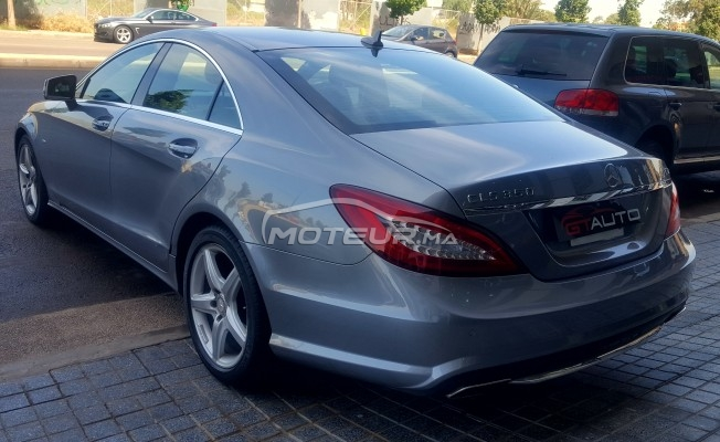 MERCEDES Cls 350d pack amg occasion 588949
