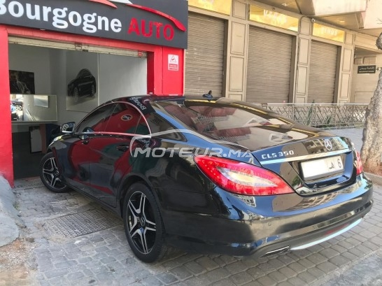 MERCEDES Cls 350 cdi pack amg occasion 800495