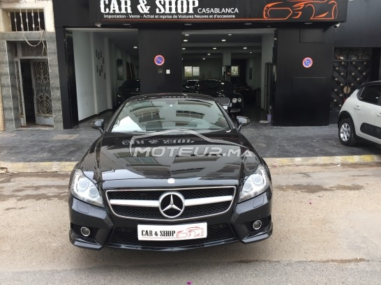 MERCEDES Cls 350 cdi pack amg occasion