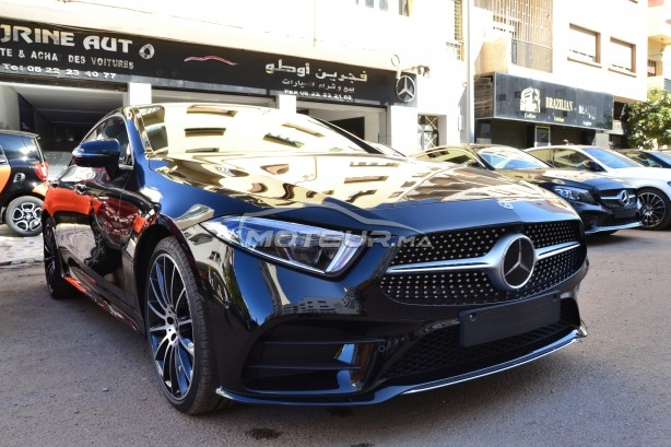 MERCEDES Cls 350d 4 matic pack amg مستعملة