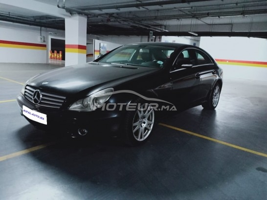 MERCEDES Cls 320 cdi occasion