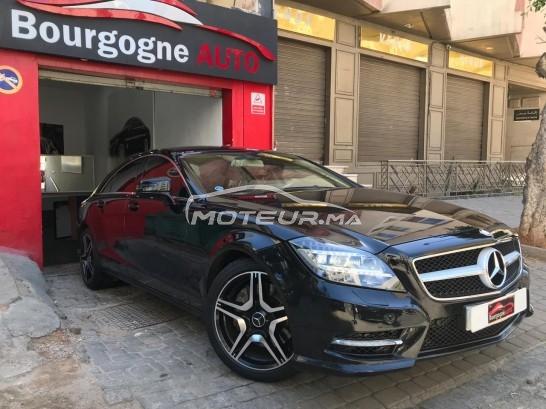سيارة في المغرب MERCEDES Cls 350 cdi pack amg - 269626
