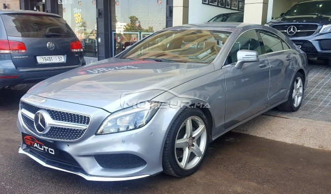 MERCEDES Cls 350d pack amg occasion 589523