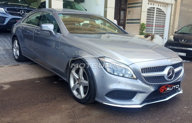 MERCEDES Cls 350d pack amg occasion 588941