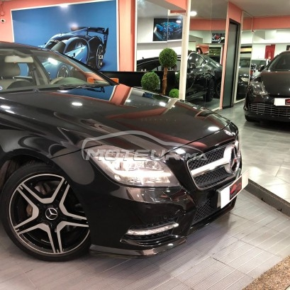 MERCEDES Cls 350 cdi pack amg occasion 740915