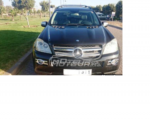 MERCEDES Gl 320 cdi 4matic occasion 585434