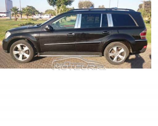 MERCEDES Gl 320 cdi 4matic occasion 585436