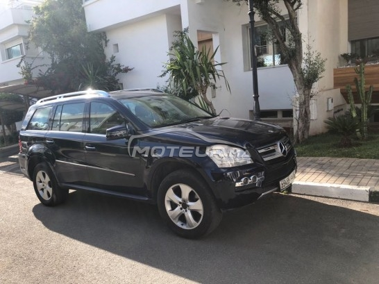 سيارة في المغرب MERCEDES Gl 350 4 matic - 226465