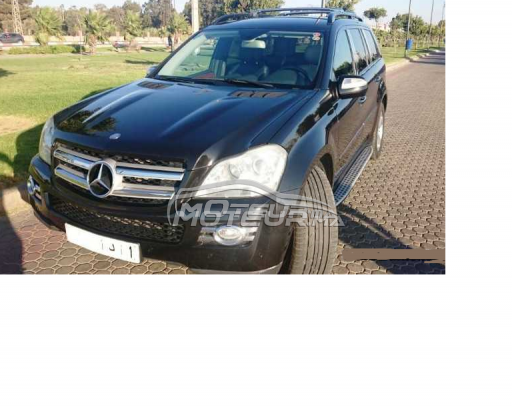 MERCEDES Gl 320 cdi 4matic occasion 585437