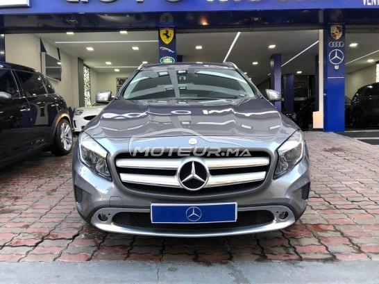 Voiture Mercedes benz Gla 2014 à casablanca  Diesel